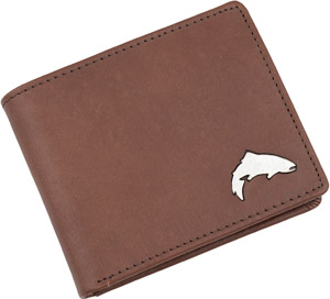 <font color=red>On Sale - Clearance</font><br>Simms Big Sky Wallet - Brown