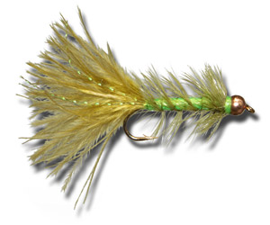BH Stick Bugger - Chartreuse/Olive