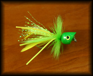 Mini Popper - Green