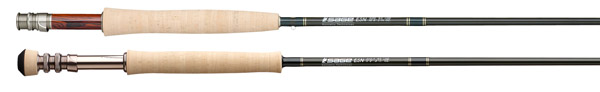 <font color=red>On Sale - Clearance</font><br>Sage ESN Fly Rods
