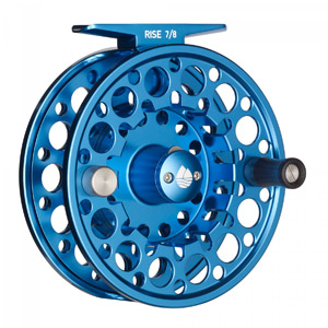 <font color=red>On Sale - Clearance</font><br>Redington Rise Reel - Glacial