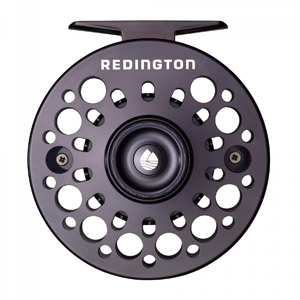 <font color=red>On Sale - Clearance</font><br>Redington Rise Reel - Dark Charcoal