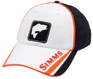 <font color=red>On Sale - Clearance</font><br>Simms Bass Tech Cap